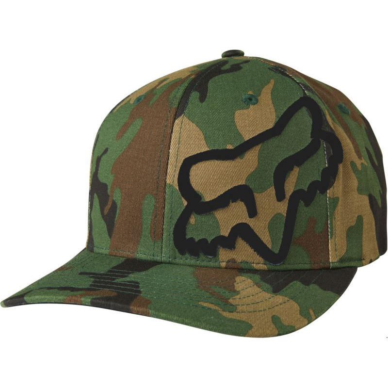 Fox Flex 45 flexfit - camo - XS/S